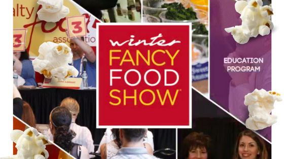 GLS will be at the Winter Fancy Foods Show!