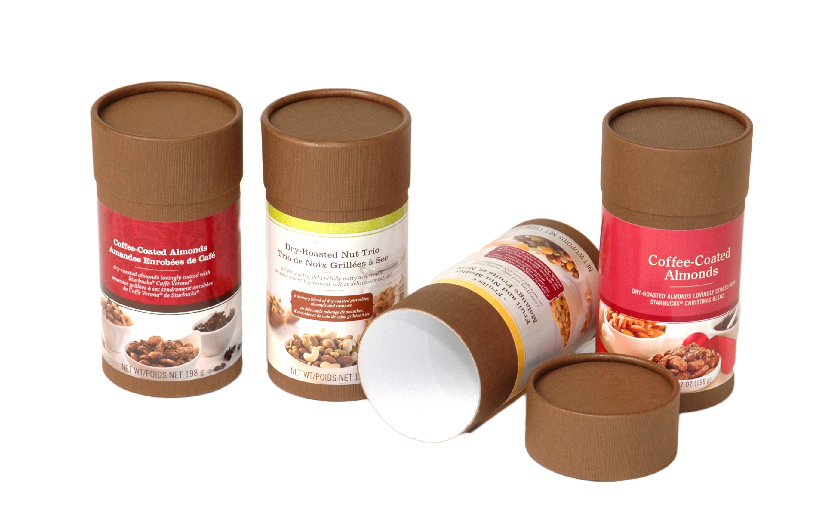 packaging supplier samples