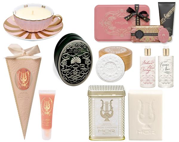 beauty packaging trends vintage