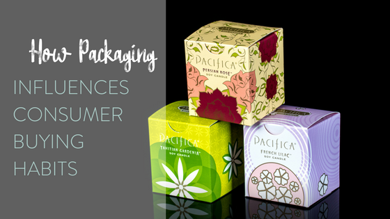 The Packaging Effect: How Consumers are Influenced by Packaging